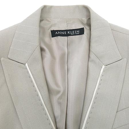 ANNE KLEIN(앤클라인) 베이지컬러 실크혼방 자켓 [부산센텀본점] 이미지2 - 고이비토 중고명품
