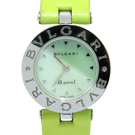 Bvlgari(불가리) BZ22S 자개판 D클립 에나멜 밴드 여성용 시계 [동대문점]