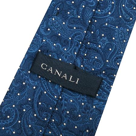 CANALI(카날리) 100% 실크 넥타이 이미지2 - 고이비토 중고명품