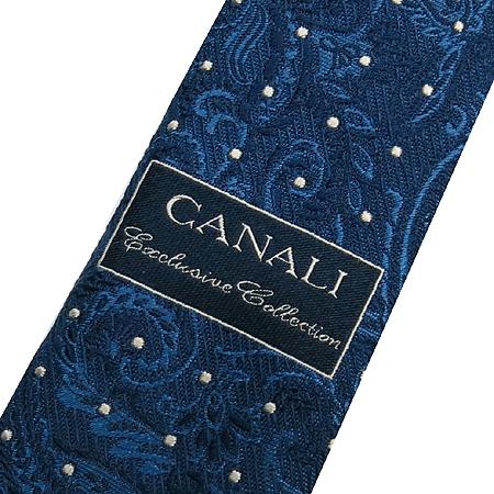 CANALI(카날리) 100% 실크 넥타이
