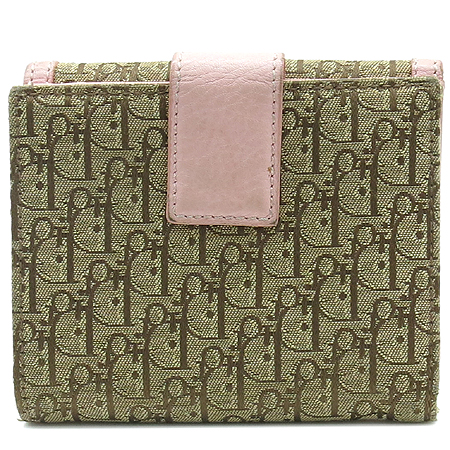 Dior(크리스챤디올) 실버 메탈 로고 디오르시모 중지갑 이미지2 - 고이비토 중고명품
