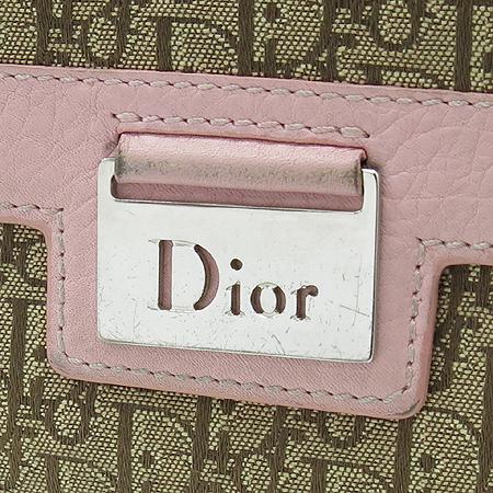 Dior(크리스챤디올) 실버 메탈 로고 디오르시모 중지갑 이미지3 - 고이비토 중고명품