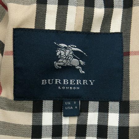 Burberry(버버리) 베이지컬러 코트 이미지5 - 고이비토 중고명품