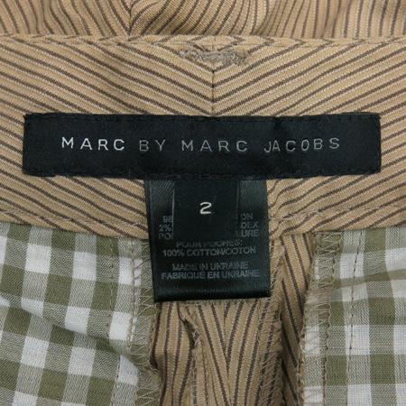 Marc by Marc Jacobs(마크바이마크제이콥스) 베이지컬러 스트라이프 바지