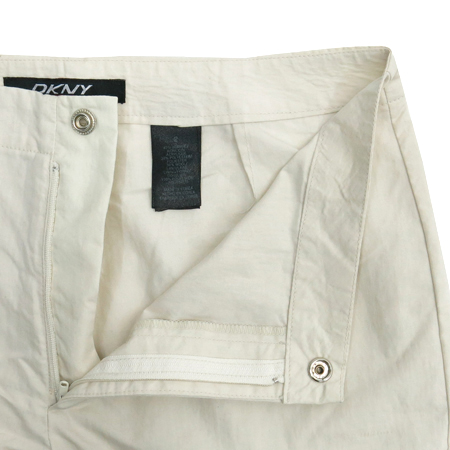 DKNY(도나카란) 아이보리컬러 바지 이미지2 - 고이비토 중고명품