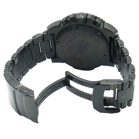 LUMINOX (루미녹스) 3182 블랙 컬러 크로노 그래프 쿼츠 남성용 시계