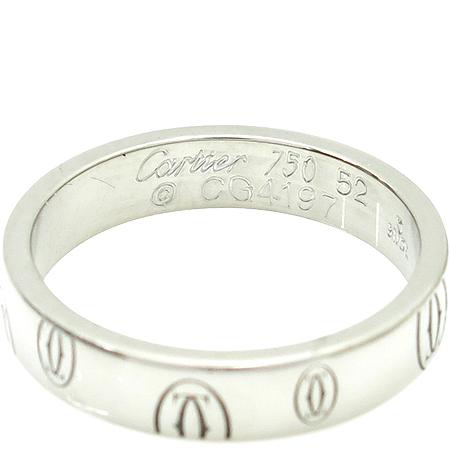 Cartier(까르띠에) ) B4050954 18K 화이트 골드 해피버스데이 반지 - 12호 [압구정매장]