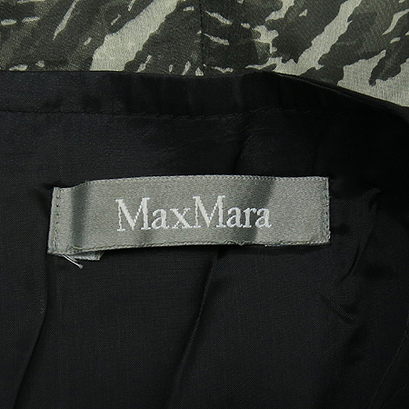 Max Mara(막스마라) 블랙컬러 나시 원피스