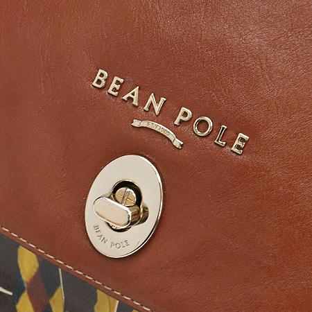 Bean Pole(빈폴) BE0ZA2757G 옐로우 컬러 프린팅 사첼 2WAY 이미지5 - 고이비토 중고명품