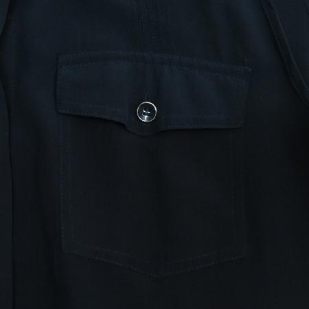 CLUB MONACO(클럽모나코) 네이비컬러 실크 나시 원피스 (허리끈set)