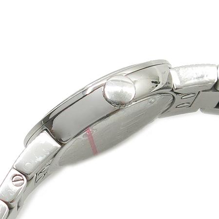 Dior(크리스챤디올) LA D DE DIOR(라 디 드 디올) 베젤 다이아 자개 다이얼 스틸 여성용 시계
