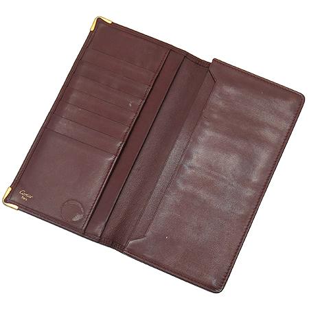 Cartier(까르띠에) 루비 라인 장지갑