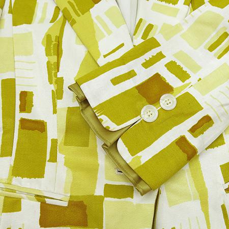 M.FFIN(엠핀) 화이트, 옐로우컬러 자켓 [부산센텀본점] 이미지3 - 고이비토 중고명품