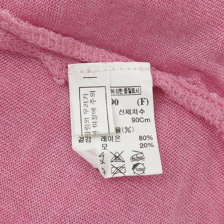 Mine(마인) 핑크컬러 나시 니트 이미지3 - 고이비토 중고명품
