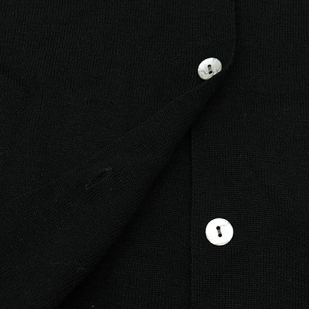 STEFANEL(스테파넬) 블랙컬러 롱 가디건 이미지4 - 고이비토 중고명품