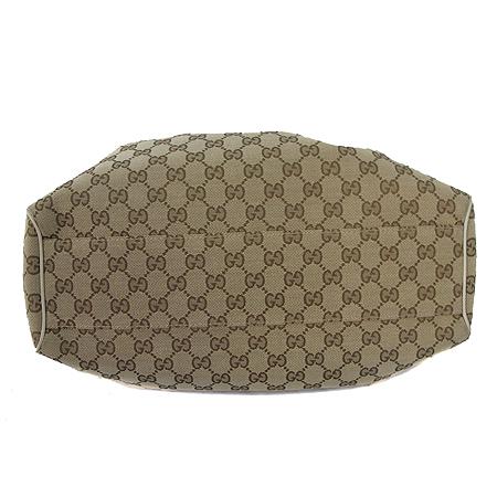 Gucci(구찌) 211944 GG 로고 자가드 수키 토트백 [명동매장]