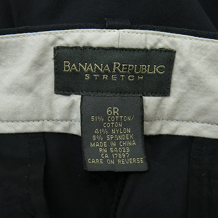 Banana Republic(바나나리퍼블릭) 네이비컬러 바지