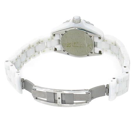 Chanel(샤넬) Chanel(샤넬) H0968 J12 33MM 쿼츠 화이트 세라믹 여성용 시계 [압구정매장] 이미지5 - 고이비토 중고명품