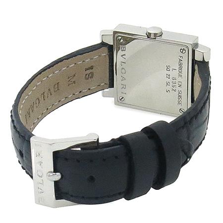 Bvlgari(불가리) SQ22SL 12포인트 다이아 가죽밴드 여성용 시계 [강남본점]