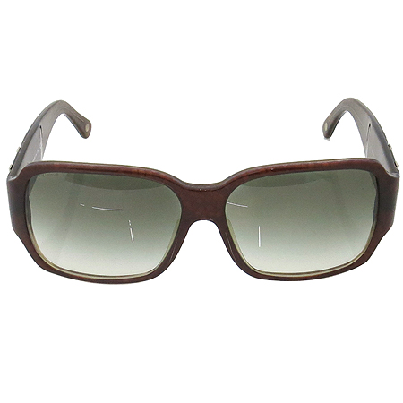 Versace(베르사체) 4145B 측면 로고 장식 뿔테 선글라스