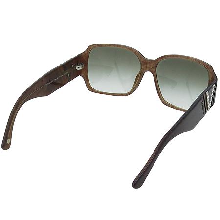 Versace(베르사체) 4145B 측면 로고 장식 뿔테 선글라스 이미지4 - 고이비토 중고명품