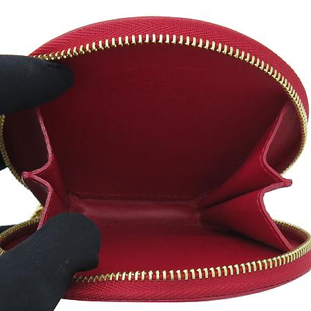 Louis Vuitton(루이비통) M91570 모노그램 베르니 Kusama Yayoi(쿠사마 야요이) Collection 지퍼 코인 퍼스 키홀더 겸 동전지갑