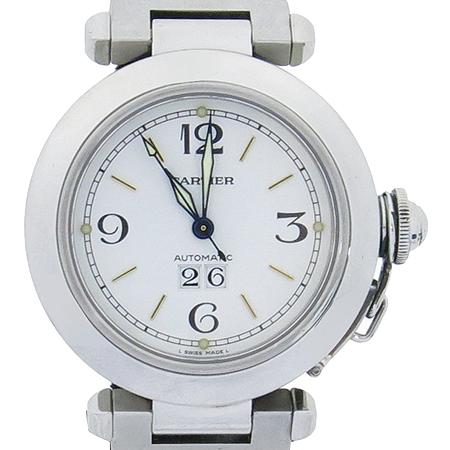 Cartier(까르띠에) W31074M 파샤 36MM 오토메틱 남여공용 스틸 시계