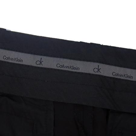Calvin Klein(캘빈클라인) 블랙 컬러 바지 이미지6 - 고이비토 중고명품