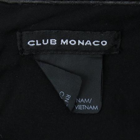 CLUB MONACO(클럽모나코) 그레이 컬러 스커트