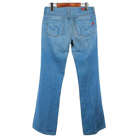 Premium Jeans(프리미엄진) CITIGENE OF HUMANITY(시티즌 오브 휴머니티) 스카이 블루 컬러 청바지 [부산센텀본점] 이미지4 - 고이비토 중고명품