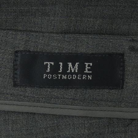 Time(타임) 그레이 컬러 바지