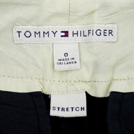 Tommy(타미) 블랙 컬러 바지