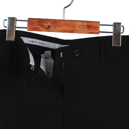 Moschino(모스키노) 블랙 컬러 바지 이미지2 - 고이비토 중고명품