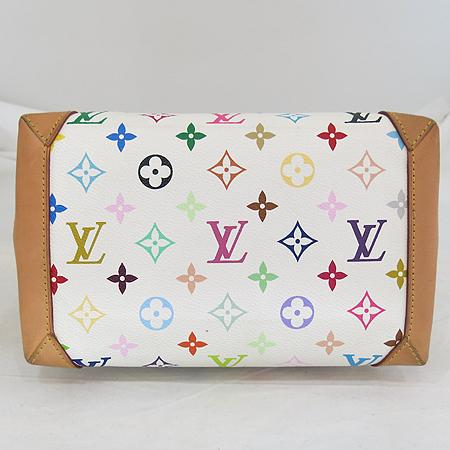Louis Vuitton(루이비통) M40047 모노그램 멀티 컬러 화이트 오드라 토트백 [일산매장] 이미지4 - 고이비토 중고명품