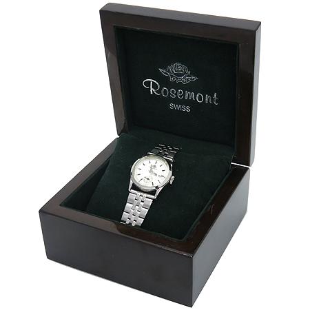 ROSEMONT(로즈몽) RS#34-03MT 스틸 밴드 여성용 시계