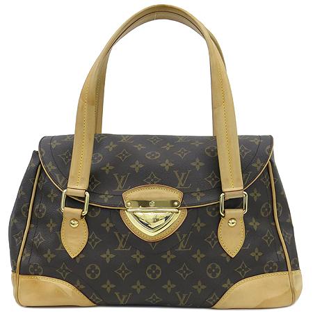 Louis Vuitton(루이비통) M40120 모노그램 캔버스 비버리 GM 토트백 [부산본점]