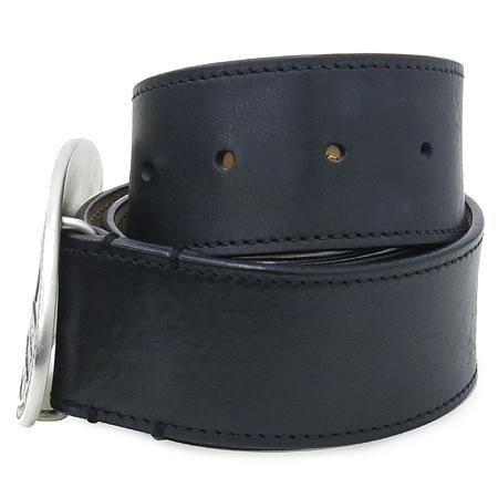 Louis Vuitton(루이비통) VOYAGE(보야지) 블랙 레더 남성용 벨트 [압구정매장]