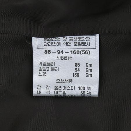 ANNE KLEIN(앤클라인) 브라운컬러 후드 집업 자켓 [부산센텀본점] 이미지5 - 고이비토 중고명품