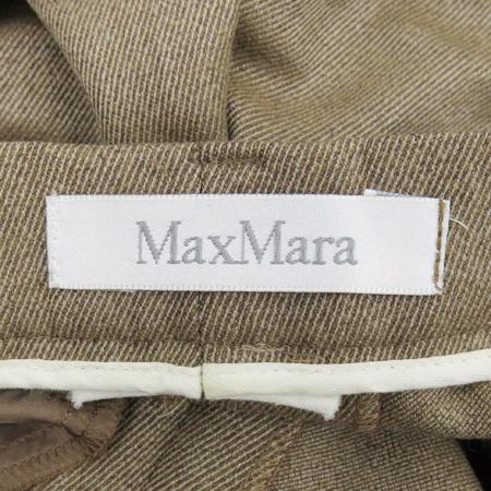 Max Mara(막스마라) 브라운컬러 바지