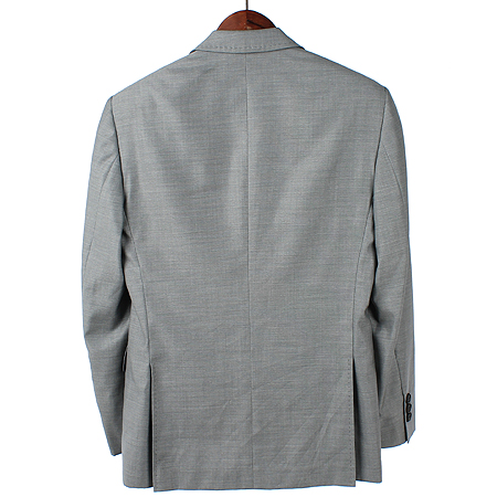 SIEG(지이크) 그레이컬러 실크혼방 자켓