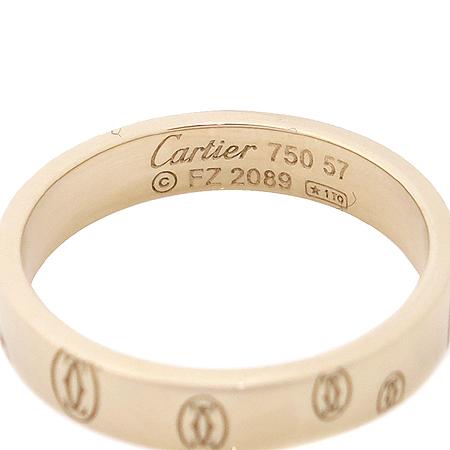 Cartier(까르띠에) B4051117 18K(750) 골드 해피버스데이 반지 - 17호 [명동매장] 이미지2 - 고이비토 중고명품