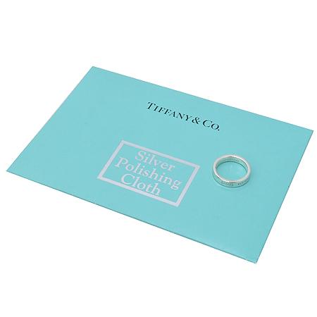 Tiffany(티파니) 925(실버) 1837 반지-8호