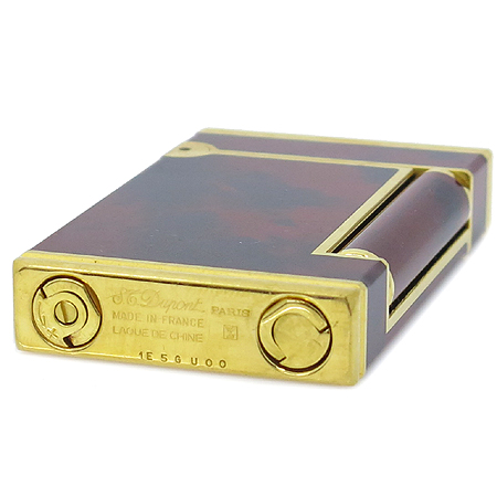 Dupont(듀퐁) 17546 옻칠 금장 라이터