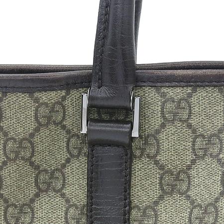 Gucci(구찌) 114595 GG로고 PVC 숄더백