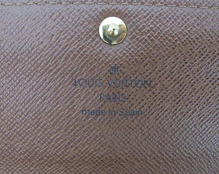 Louis Vuitton(루이비통) M61734 모노그램 캔버스 사라 월릿 장지갑 [분당매장]