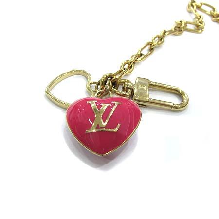 Louis Vuitton(루이비통) 모노그램 베르니 하트 코인 퍼스 동전지갑 [부천 현대점]