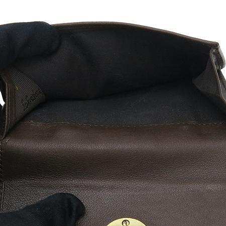 Ferragamo(페라가모) 22 3108 브라운 레더 반지갑 이미지6 - 고이비토 중고명품