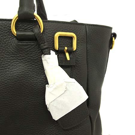 Prada(프라다) BN2356 금장로고 VIT.DAINO(송아지가죽) 밀리터리 토트백 + 숄더스트랩 [부천 현대점] 이미지5 - 고이비토 중고명품
