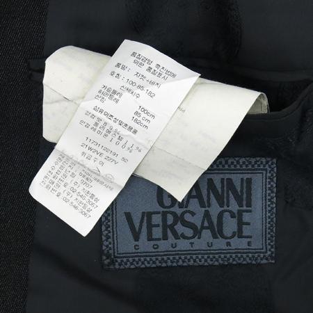 Versace(베르사체) 차콜그레이컬러 정장