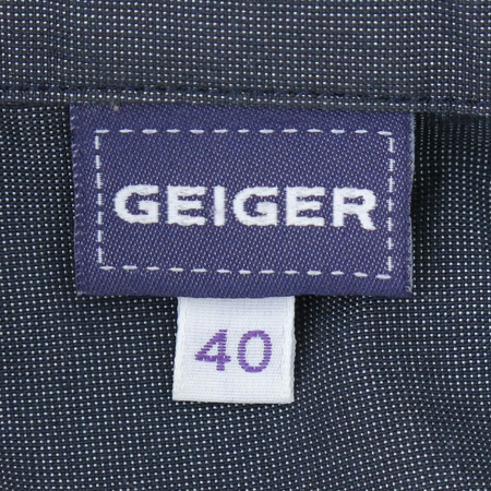 GEIGER(가이거) 네이비컬러 자켓